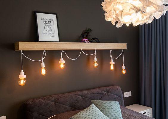 19 Waanzinnige Slaapkamer Lamp Ideeën