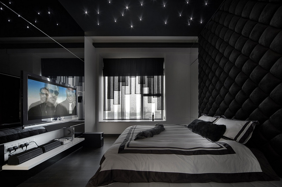 Slaapkamer ideeën voor mannen met voorbeelden en inspiratie