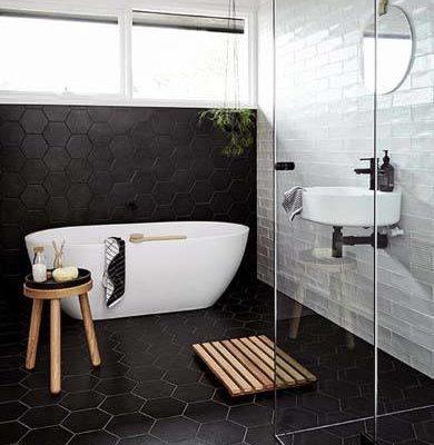 Zwarte Badkamer Ideeën? Wij Hebben Er 50 Voor Jou