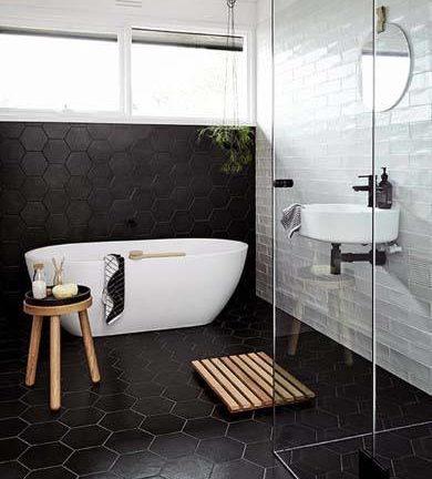 Nieuw Zwarte Badkamer Ideeën? Wij Hebben Er 50 Voor Jou - Woonfabrique.nl ZI-84