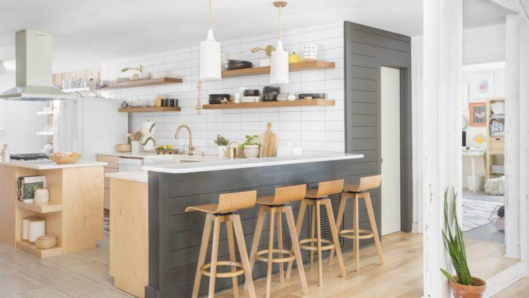 Keuken met Schiereiland? Wij hebben 50 Gave Voorbeelden & Ideeën